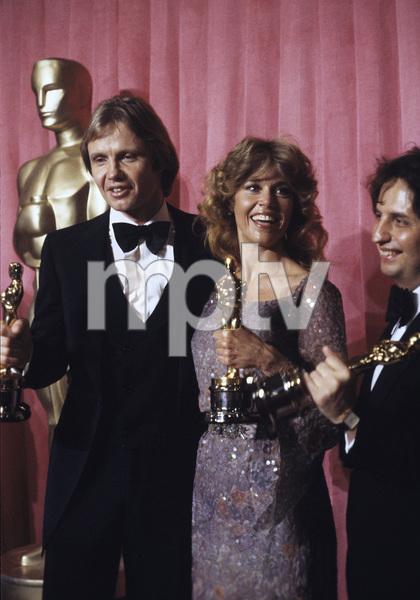 """The 51st Annual Academy Awards""Jon Voight, Jane Fonda, Michael Cimino1979 © 1979 Gunther - Image 11518_0047"