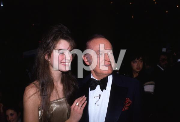 """Bob Hope TV Special""Brooke Shields and Bob Hope1981 © 1981 GuntherMPTV - Image 11519_0003"