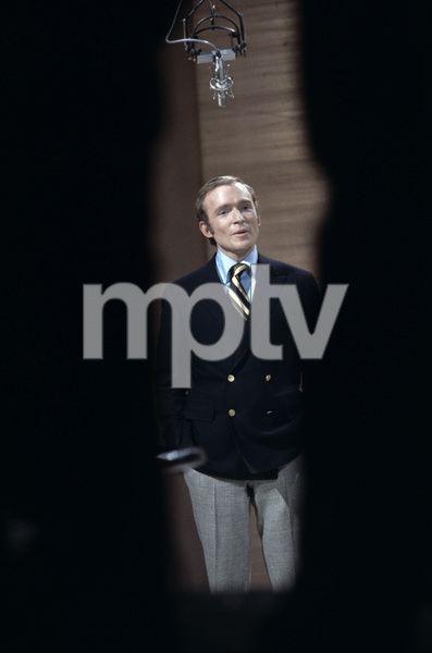 "Dick Cavett from ""The Dick Cavett Show""circa 1970 © 1978 Gunther - Image 11542_0001"