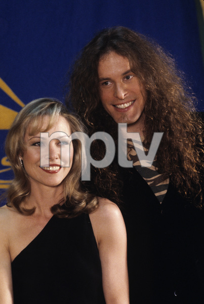 """""""The 22nd Annual Grammy Awards""""Michelle Phillips, Ted Nugent1980 © 1980 Gunther - Image 11553_0010"""