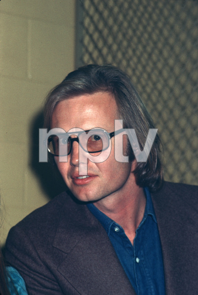 Jon Voight at McGovern Concert, 1973 © 1978 Chester Maydole - Image 11589_0006