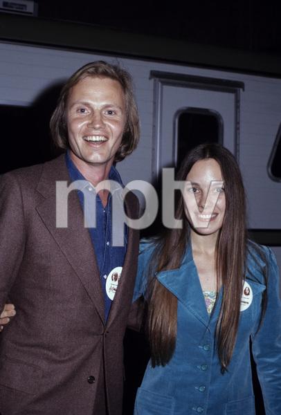 Jon Voight and Marcheline Bertrand1972© 1978 Gary Lewis - Image 11589_0013