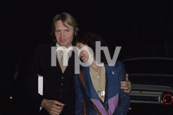 Jon Voight and his secretary Christine Arkcirca 1970s© 1978 Gary Lewis - Image 11589_0035