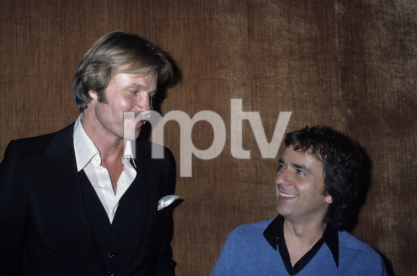 Jon Voight and Dudley Moorecirca 1970s© 1978 Gary Lewis - Image 11589_0036