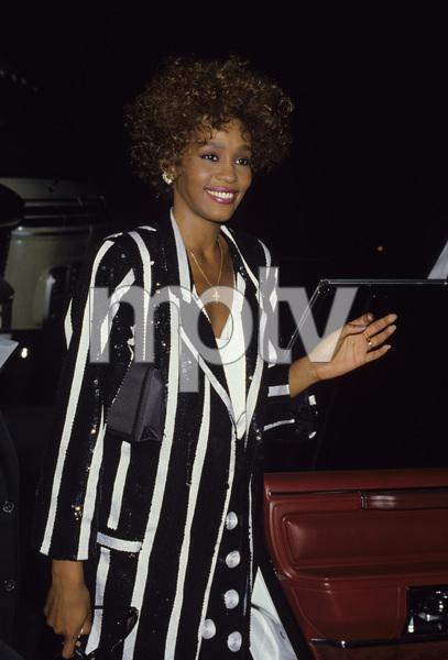 Whitney Houston1986© 1986 Gary Lewis - Image 11609_0005