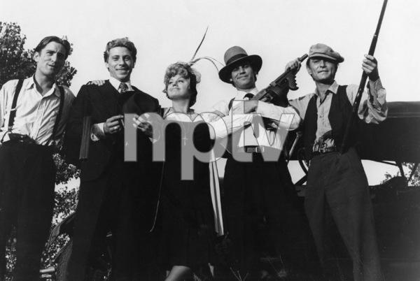"""Bloody Mama""Robert De Niro, Shelley Winters1970 American International Pictures - Image 11664_0001"