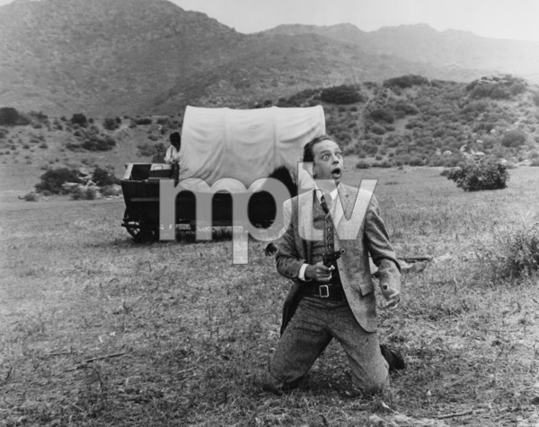 """""""The Shakiest Gun in the West""""Don Knotts1968 Universal Pictures - Image 11668_0004"""