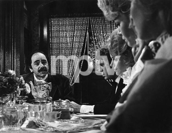 """The Reivers""Michael Constantine, Steve McQueen, Sharon Farrell1969© 1978 Mel Traxel - Image 11701_0014"