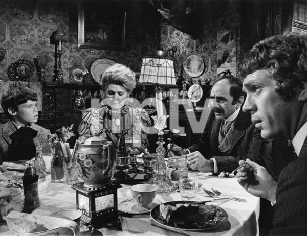 """The Reivers""Michael Constantine, Steve McQueen, Sharon Farrell1969© 1978 Mel Traxel - Image 11701_0015"