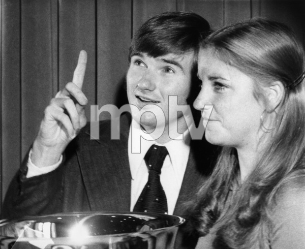 Jimmy Connors and Chris Evert1974 - Image 11778_0001