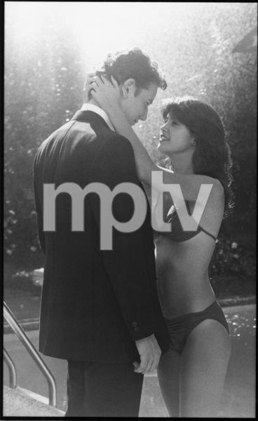 """Fast Times at Ridgemont High"" Judge Reinhold, Phoebe Cates1982 © 1982 Ron Grover - Image 11821_0044"