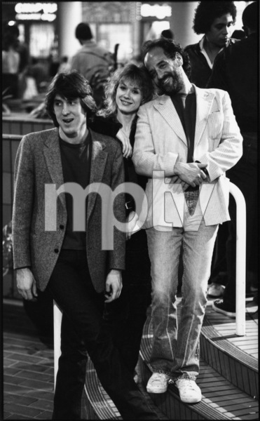 """""""Fast Times at Ridgemont High""""Director Cameron Crowe, Nancy Wilson, producer Art Linson1982 Universal© 1982 Ron Grover - Image 11821_0098"""