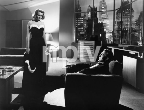 """""""The Fountainhead""""Patricia Neal, Gary Cooper1949 Warner Brothers** I.V. - Image 11859_0008"""