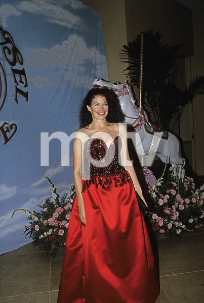 """Carousel of Hope Ball""Sherry Lansing1990 © 1990 Gunther - Image 11937_0021"