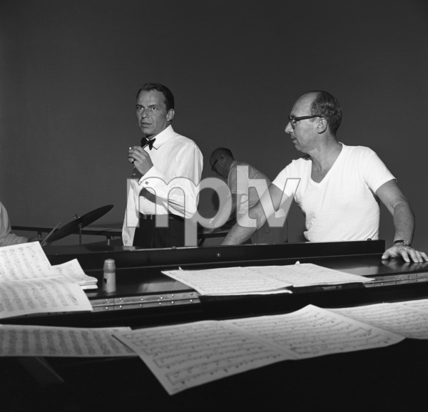 """The Frank Sinatra Timex Show"" (Bing Crosby and Dean Martin Present High Hopes)Frank Sinatra, Sammy Cahn1959 © 1978 Gene Howard - Image 1198_0005"