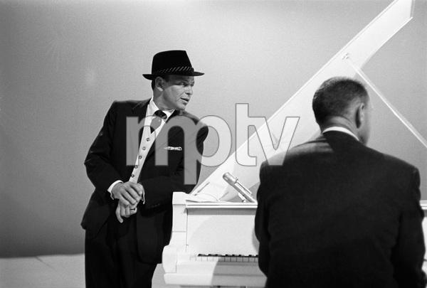 """The Frank Sinatra Timex Show"" (Bing Crosby and Dean Martin Present High Hopes) Frank Sinatra 1959 © 1978 Gene Howard - Image 1198_0009a"