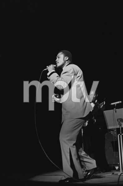 Joe Frazier performingcirca 1970s© 1978 Gunther - Image 11992_0014