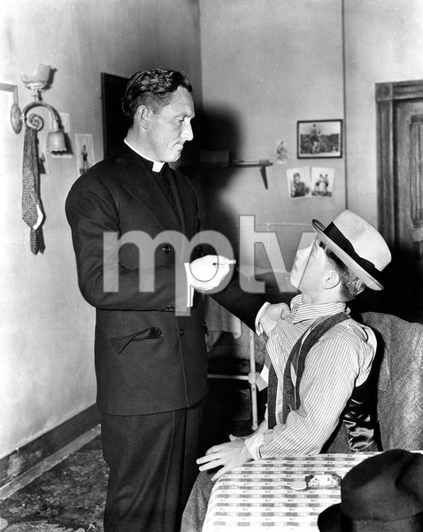 """""""Boys Town""""Spencer Tracy, Mickey Rooney1938 MGM - Image 12008_0002"""