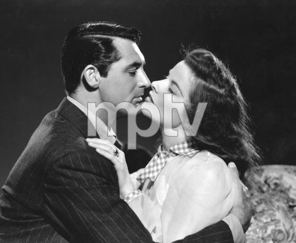 """The Philadelphia Story""Cary Grant, Katharine Hepburn 1940 MGM**I.V. - Image 12011_0032"
