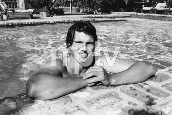 Christopher Reeve at home in Beverly Hills1978 © 1978 Ulvis Alberts - Image 1202_0042