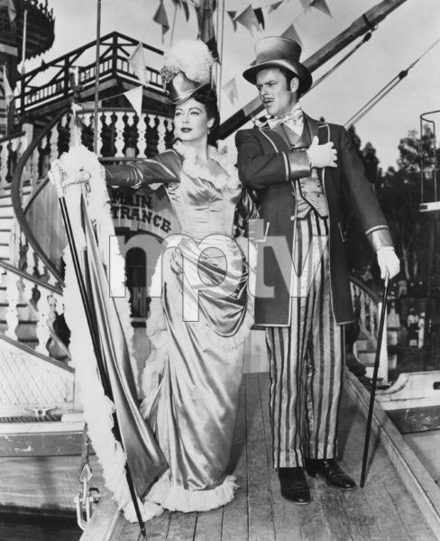 """""""Show Boat""""Ava Gardner, Howard Keel1951 MGM - Image 12025_0002"""