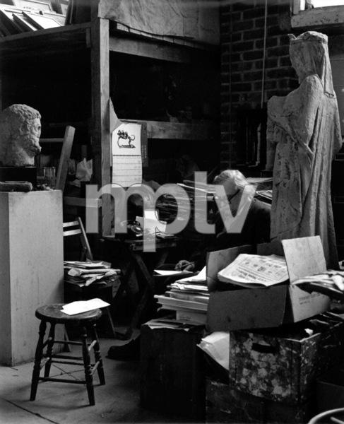 Jacques Lipchitz1967Copyright John Swope Trust / MPTV - Image 12055_0006