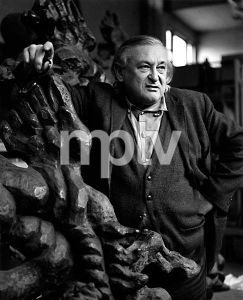 Jacques Lipchitz 1967Copyright John Swope Trust / MPTV - Image 12055_0007