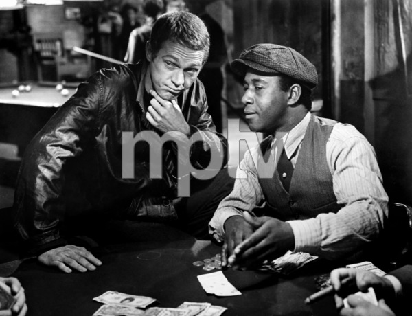 """The Cincinnati Kid""Steve McQueen 1965 MGM** I.V. - Image 12096_0004"