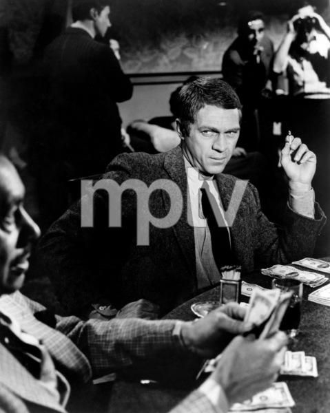 """The Cincinnati Kid""Steve McQueen 1965 MGM** I.V. - Image 12096_0005"