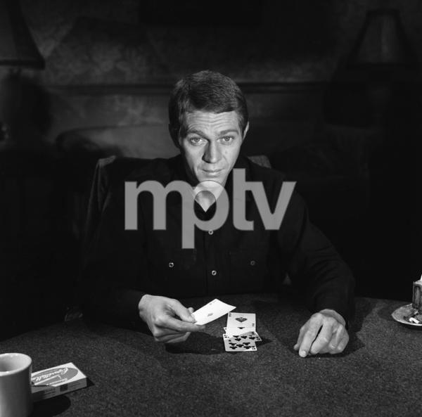 """The Cincinnati Kid""Steve McQueen1965 MGM** I.V. - Image 12096_0007"