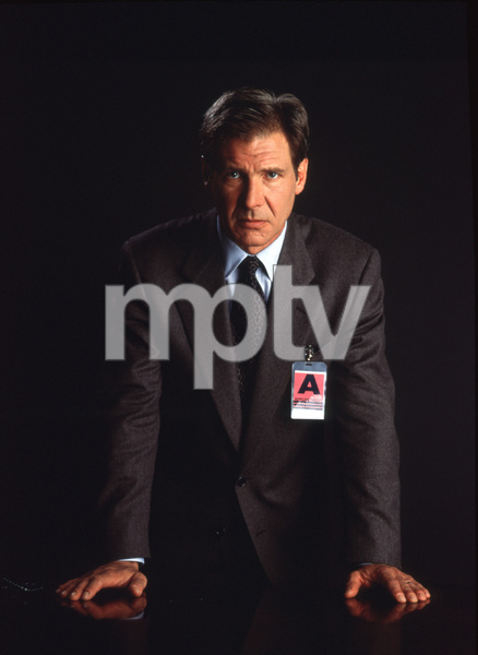 """""""Clear And Present Danger""""Harrison Ford © 1994 ParamountPhoto by Bruce McBroom - Image 12134_0025"""