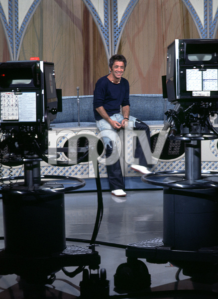 """Newlywed Game, The""Chuck Barris on the setc. 1972 ABC © 1978 Gene Trindl - Image 12136_0005"