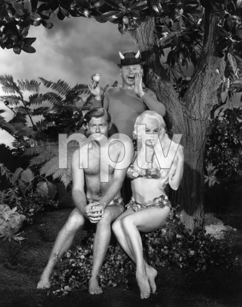 """The Private Lives of Adam and Eve""Mickey Rooney, Martin Milner, Mamie Van Doren1960 Universal** F.R.C. - Image 12142_0003"