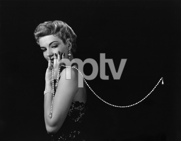 "Marcia Henderson in ""The Glass Web""1953** F.R.C. - Image 12143_0001"