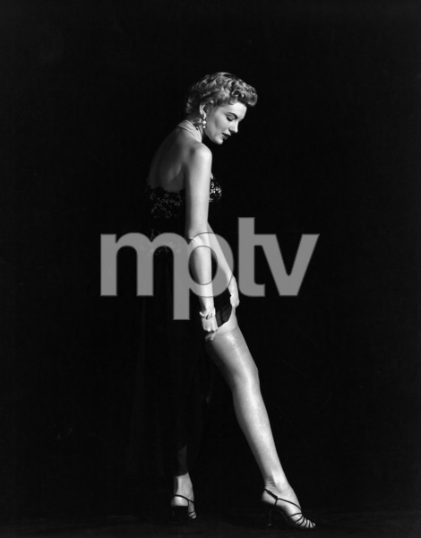 "Marcia Henderson in ""The Glass Web""1953** F.R.C. - Image 12143_0004"