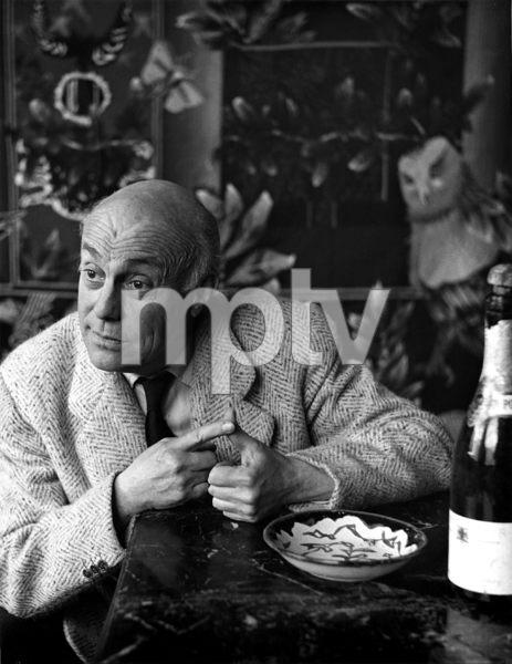 Jean Lurcatcirca 1950s © 1978 Sanford Roth / LACMA - Image 12159_0002