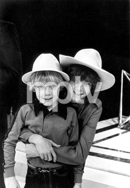 Kristy McNichol and Rick Schrodercirca 1970sPhoto by Gabi Rona - Image 12176_0022