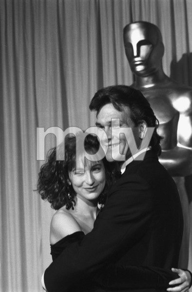 """The 60th Annual Academy Awards""Jennifer Grey, Patrick Swayze1988 © 1988 Gunther - Image 12279_0029"