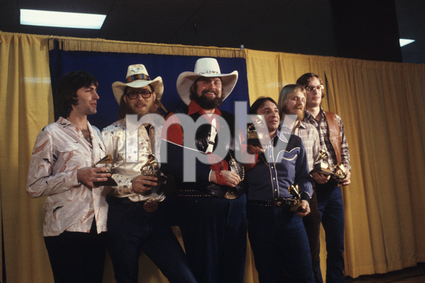 The Charlie Daniels Band at the Grammy Awards1980© 1980 Gunther - Image 12339_0002