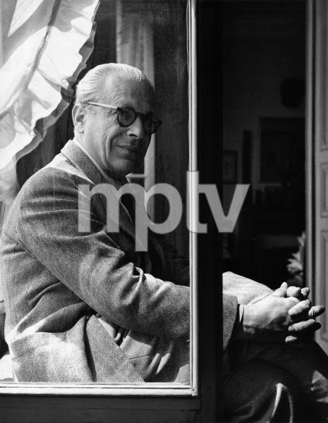 Tristan Tzaracirca 1950s © 1978 Sanford Roth / LACMA - Image 12420_0002