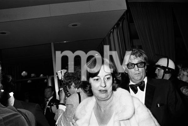 """John Ford Tribute""Robert Mitchum, Dorothy Mitchumcirca 1976 © 1978 Gunther - Image 12448_0006"