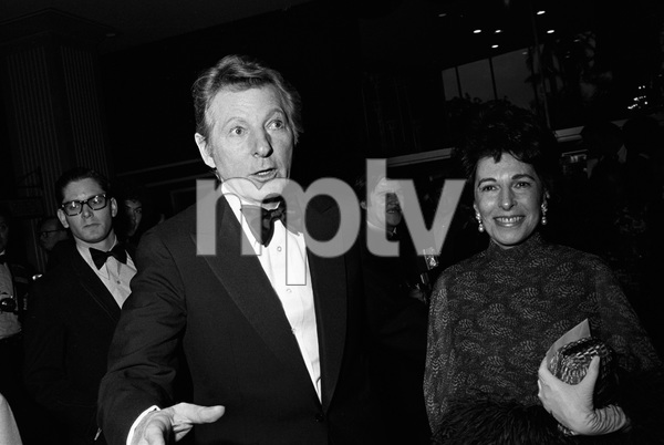 """John Ford Tribute""Danny Kaye, Sylvia Finecirca 1976 © 1978 Gunther - Image 12448_0008"