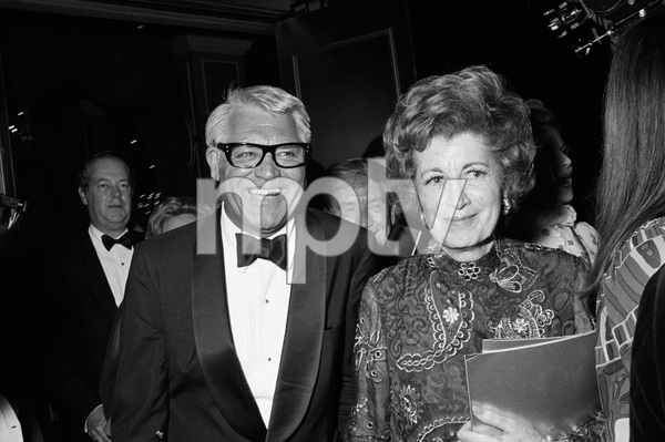 """""""John Ford Tribute""""Cary Grantcirca 1976 © 1978 Gunther - Image 12448_0019"""