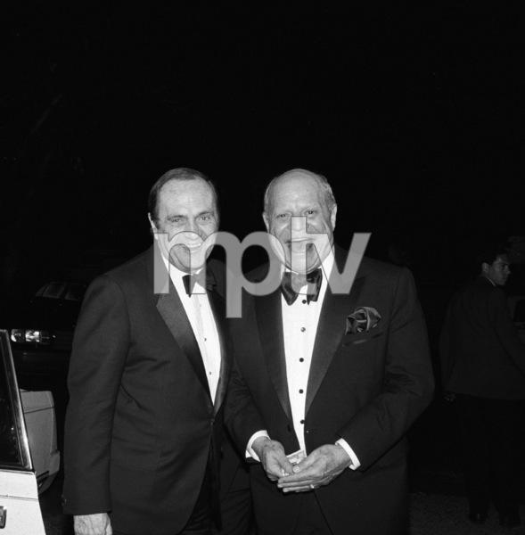 Bob Newhart and Don Rickles in Spago