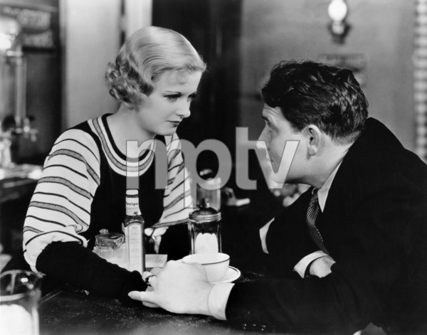 Joan Bennett and Spencer Tracycirca 1932** B.L. - Image 1249_0174