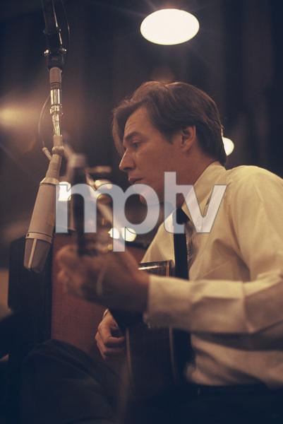 Antonio Carlos Jobim at a recording sessioncirca 1967© 1978 Ed Thrasher - Image 12496_0010