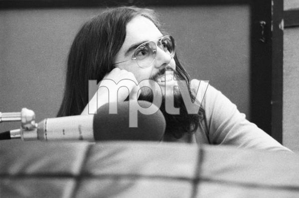 Jimmy Webb at a recording sessioncirca 1970s© 1978 Ed Thrasher - Image 12506_0010