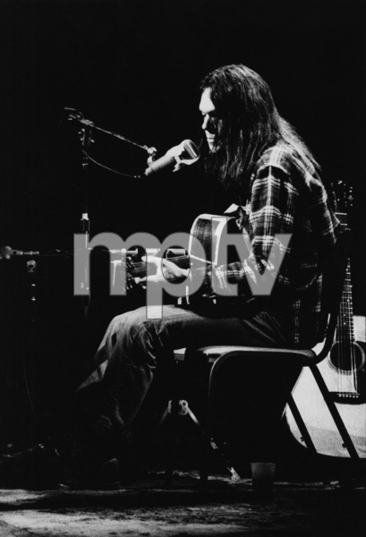 Neil Young1971© 1978 Ed Thrasher - Image 12507_0041