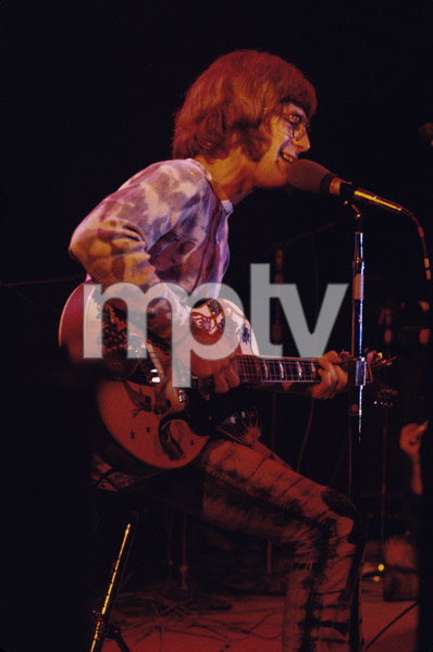 John Sebastian performing at the Fillmore East in New York Citycirca 1969 © 1978 Gary Legon - Image 12509_0013