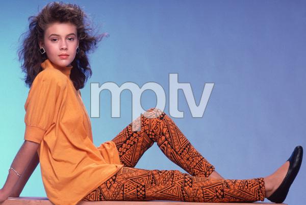 Alyssa MilanoCirca 1986Photo By Michael O